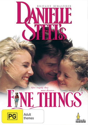 Danielle Steel's: Fine Things on DVD