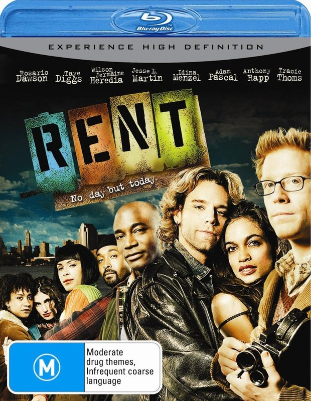 Rent on Blu-ray