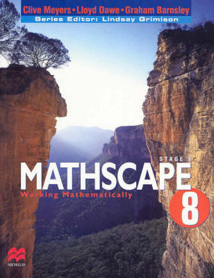 Mathscape 8 by Clive Meyers
