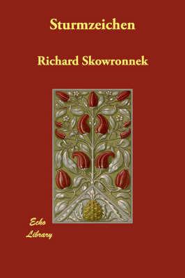 Sturmzeichen by Richard Skowronnek