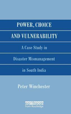Power, Choice and Vulnerability by Peter Winchester image