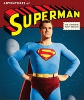 Adventures Of Superman - Season 1 DVD