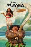 Disneys Moana - Moana and Maui Maxi Poster (572)