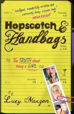 Hopscotch & Handbags by Lucy Mangan image