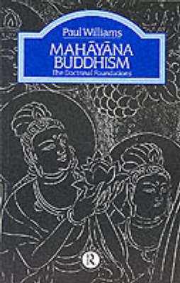 Mahayana Buddhism by Paul Williams image
