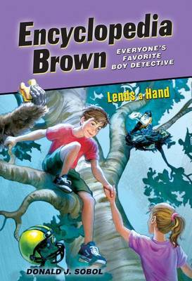Encyclopedia Brown Lends a Hand by Donald J Sobol