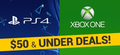 PS4 & Xbox deals for August!