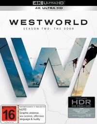Westworld: Season 2 on UHD Blu-ray