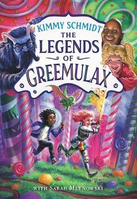 The Legends of Greemulax by Kimmy Schmidt image