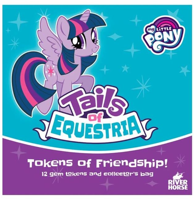 My Little Pony: Tails of Equestria Tokens of Friendship
