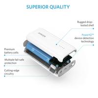 ANKER: Astro E1 5200mAh with 1x PowerIQ 2A port - White image