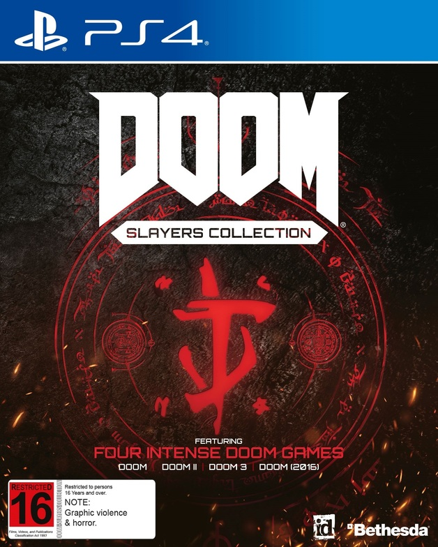 DOOM Slayers Collection for PS4
