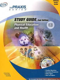Physical Education and Health Study Guide by Educational Testing Service image