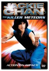 The Killer Meteors on DVD