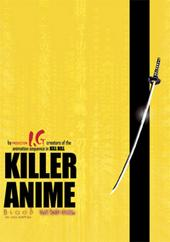 Killer Anime Pack on DVD