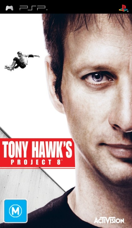 Tony Hawk's Project 8 for PSP