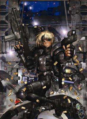 Intron Depot: v. 3: Ballistics by Masamune Shirow