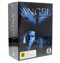 Angel - The Complete Series Box Set on DVD image