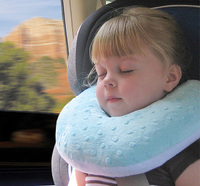 Jolly Jumper Sleep Time Neck Cushion (Chenille Sage)