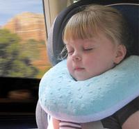 Jolly Jumper Sleep Time Neck Cushion (Chenille Sage)