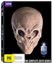 Doctor Who - The Complete Sixth Series (Limited Edition Silence Packaging) DVD