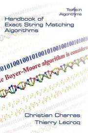 Handbook of Exact String Matching Algorithms by Christian Charras image