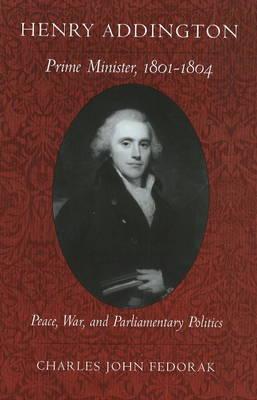 Henry Addington by Charles John Fedorak