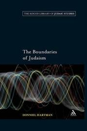 The Boundaries of Judaism by Donniel Hartman image