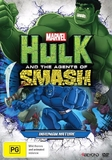 Hulk And The Agents Of S.M.A.S.H: Inhuman Nature on DVD
