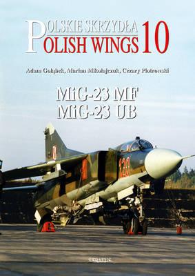 MiG-23 by Adam Golabek