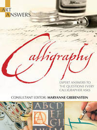 Art Answers: Calligraphy by Maryanne Grebenstein