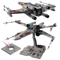 Star Wars X-Wing Starfighter 1:72 Scale Model Kit image