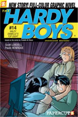 Hardy Boys 14 by Scott Lobdell