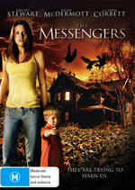 The Messengers on DVD