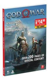 God of War: Prima Official Guide by Prima Games