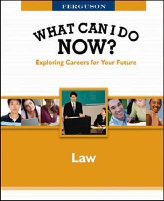 What Can I Do Now: Law by FERGUSON