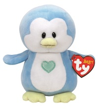Ty Baby: Twinkles Penguin - Medium Plush