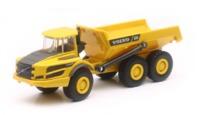 Die Cast Volvo Contruction Dump Truck