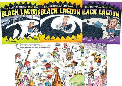 Black Lagoon by Mike Thaler image