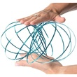Infinity Loop Flow Ring - Blue