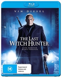 The Last Witch Hunter on UHD Blu-ray