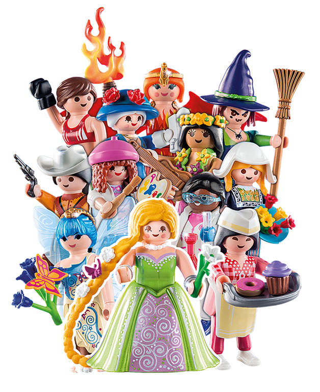 Playmobil: Series 15 (Girls) - Mini Figure (Blind Bag)