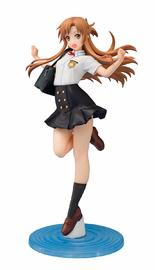 Sword Art Online: 1/7 Asuna Yuuki (Summer School Uniform Ver.) - PVC Figure