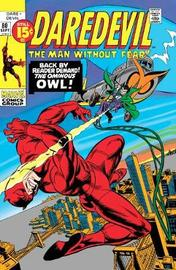 Daredevil Epic Collection: A Woman Called Widow by Roy Thomas