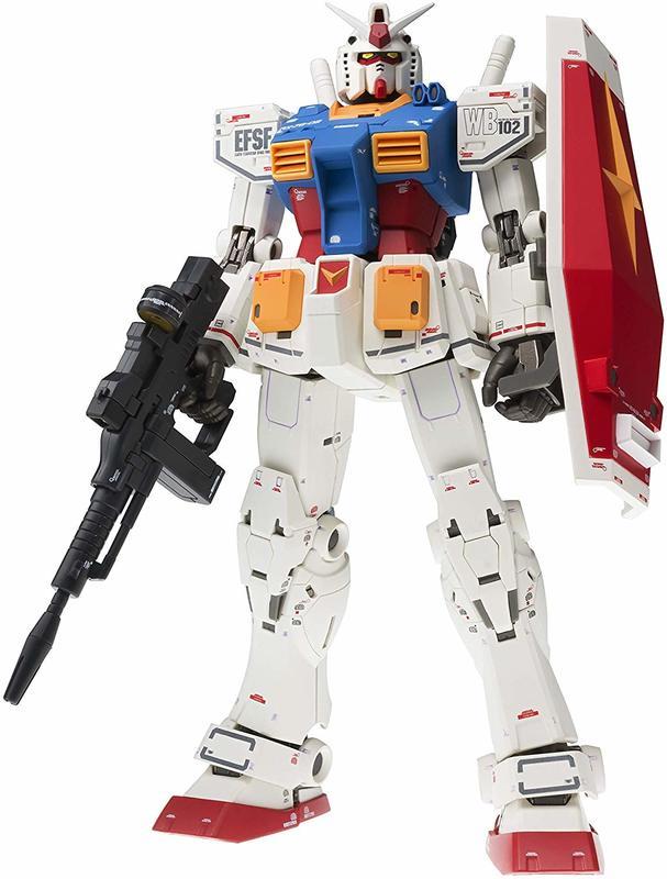 Mobile Suit Gundam: RX-78-02 Gundam (40th Anniversary ver.) - Action Figure