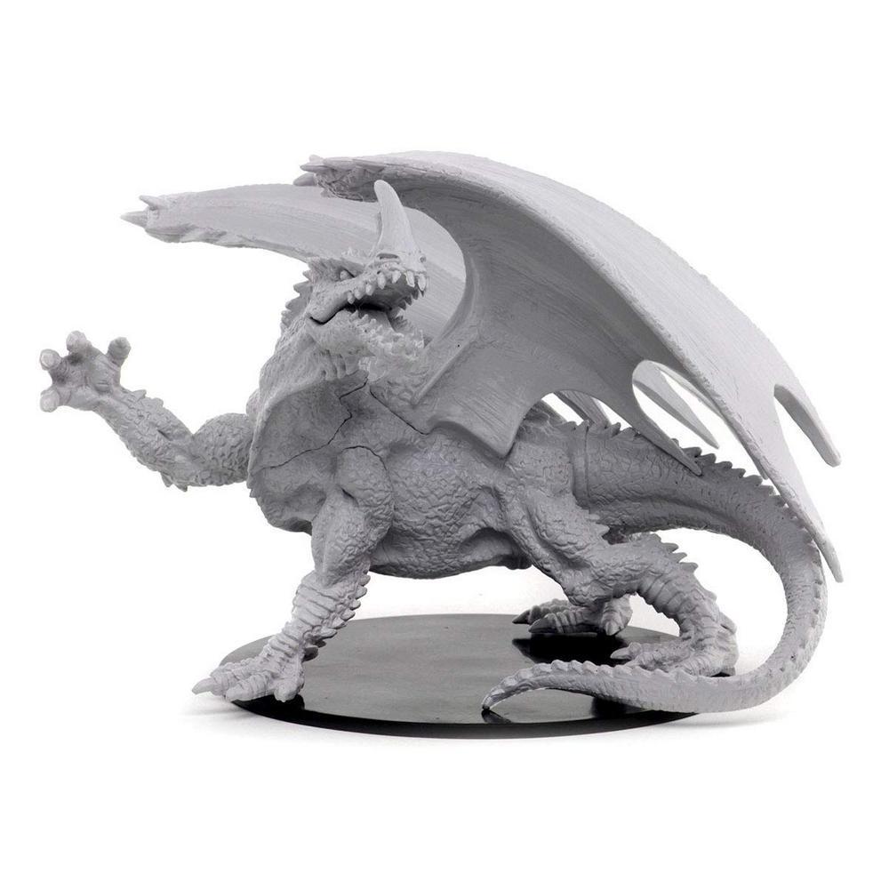 Gargantuan Green Dragon image
