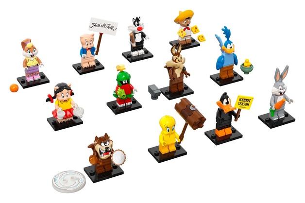 LEGO Minifigures: Looney Tunes Series - (Sealed Box)