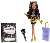 Monster High: Scaris Doll - Clawdeen Wolf