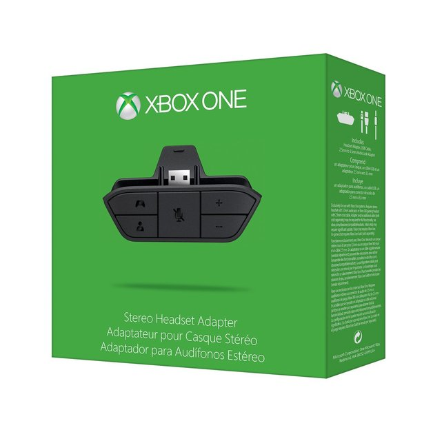 Xbox One Headset Adapter (2015) for