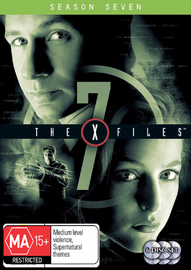 The X-Files - Season 7 (6 Disc Box Set) on DVD image